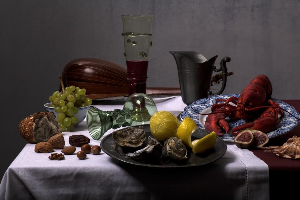 Stillife With Lobster